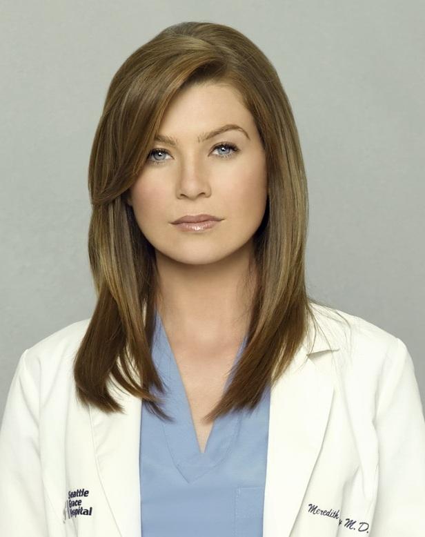 Mod The Sims Grey S Anatomy Ellen Pompeo As Meredith Grey