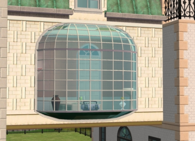 mod the sims extendable la fen tre bay window ForFenetre Bay Window