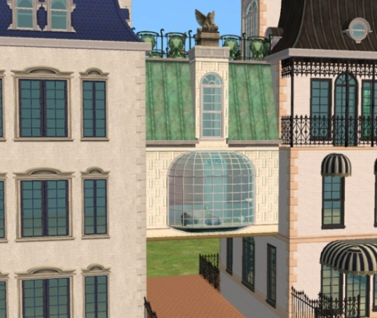 mod the sims extendable la fen tre bay window