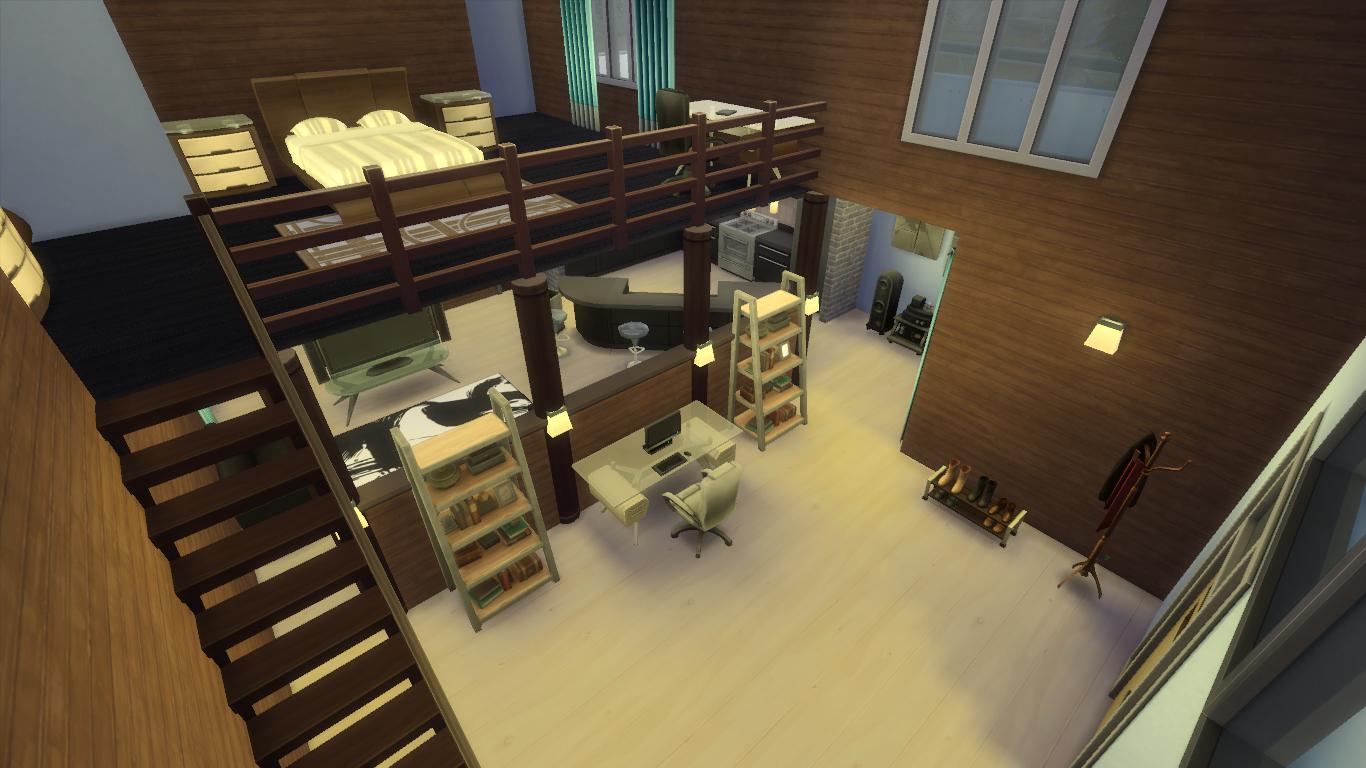 Mod The Sims Sandtrap Bachelor Pad