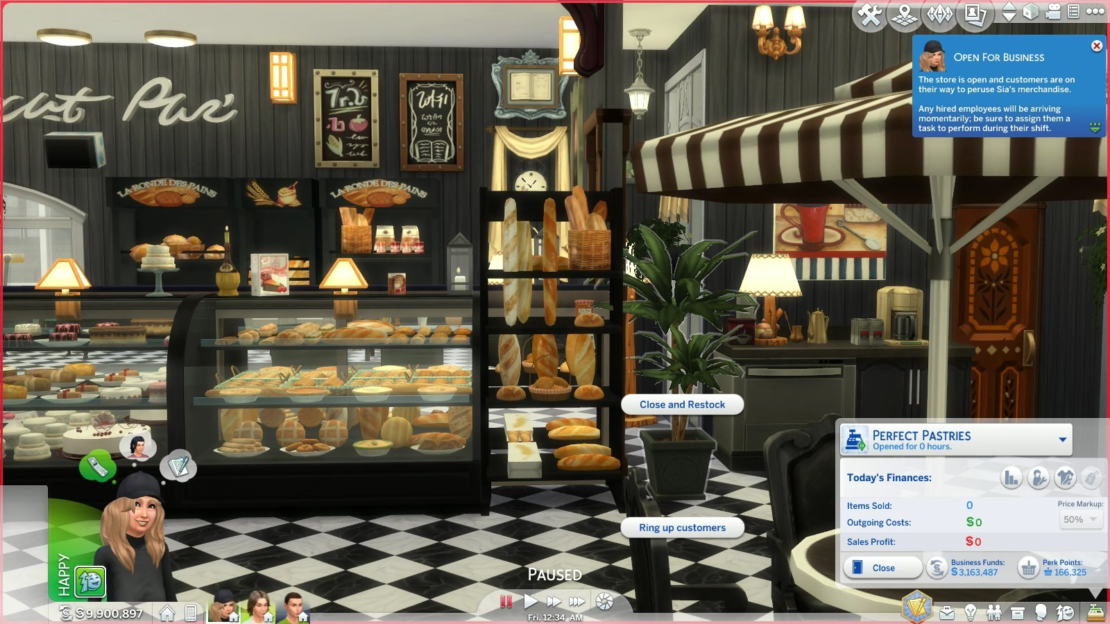 Mod The Sims - GTW Retail Enhancements by Judy