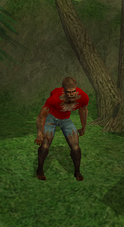 Mod The Sims Hbb Werewolf Outfits