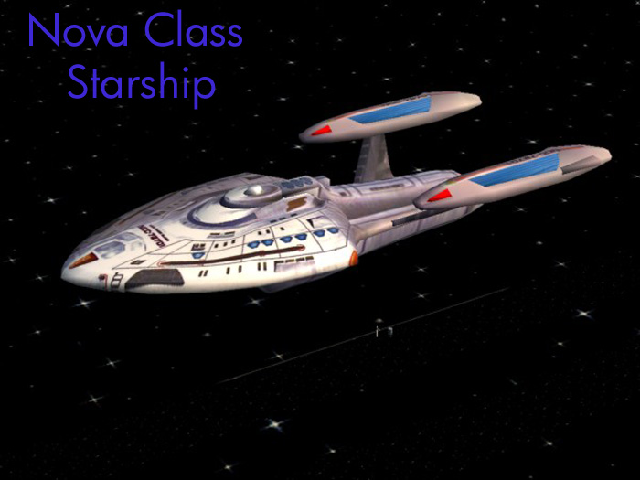 Mod the sims nova class starship