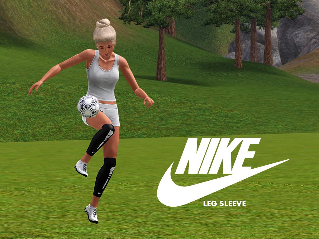 Mod The Sims Nike Leg Sleeves