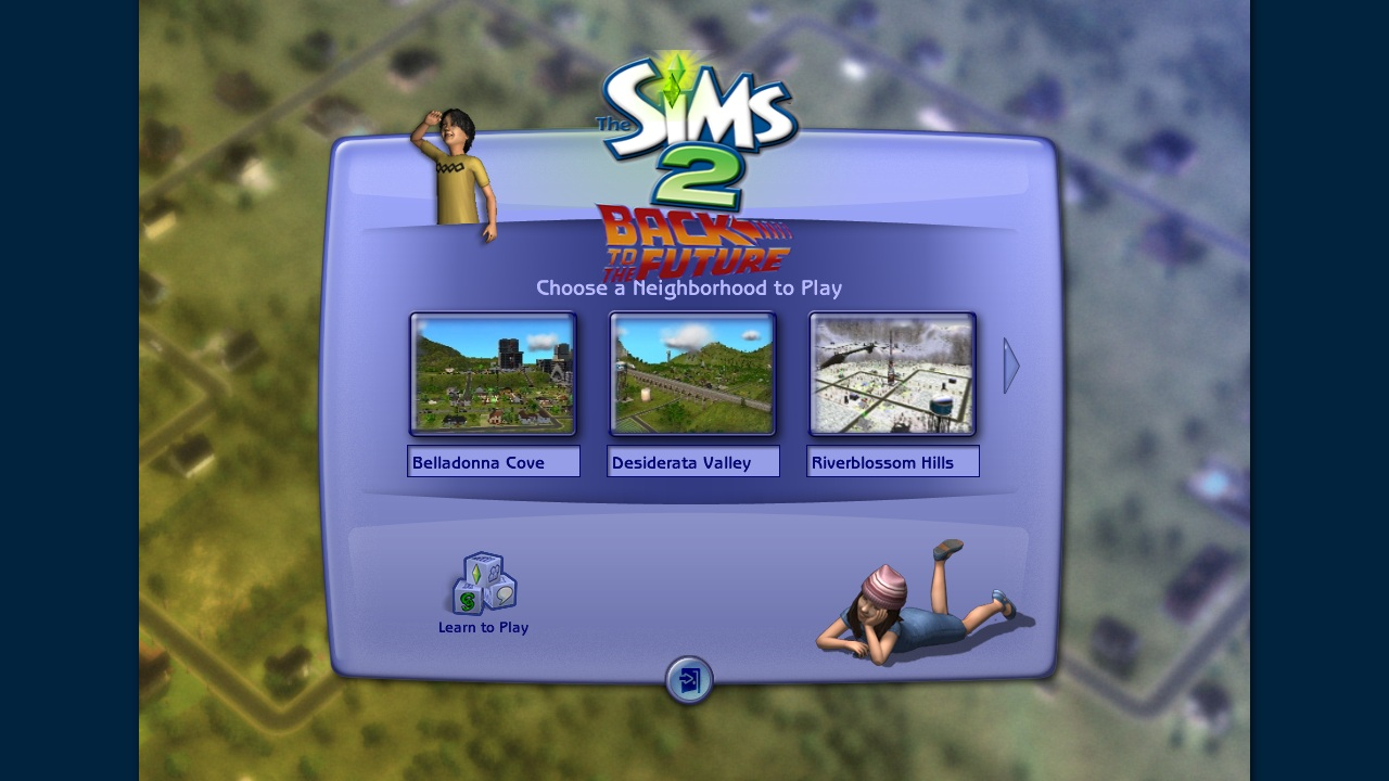 sims 3 how to turn off expansion packs