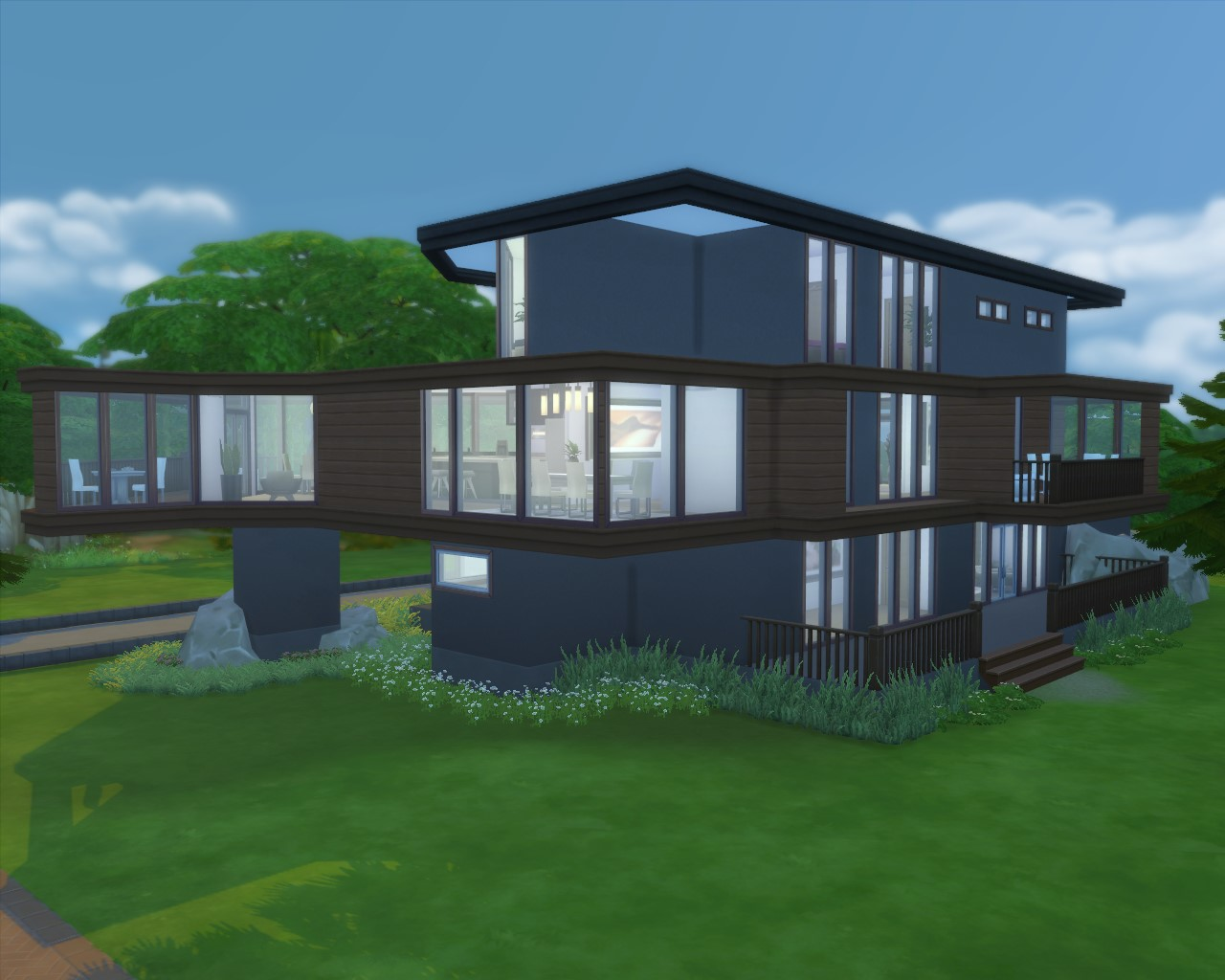 Mod The Sims - Cullen House