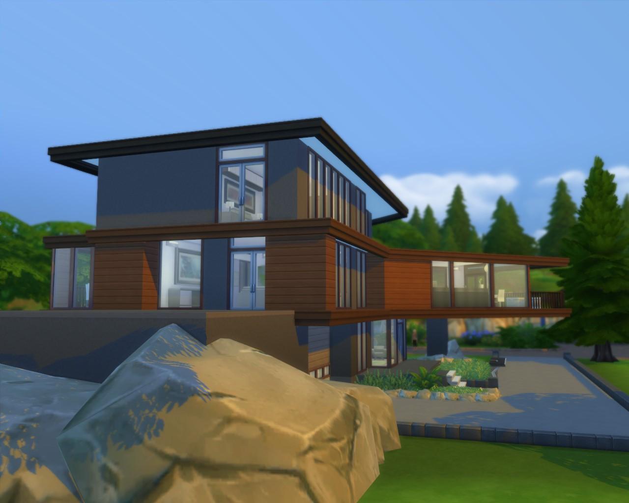 Mod The Sims - Cullen House