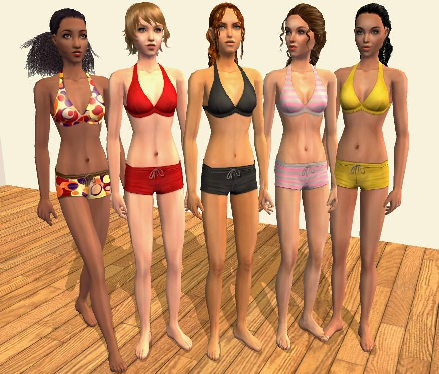 Kb Bikini Teens New