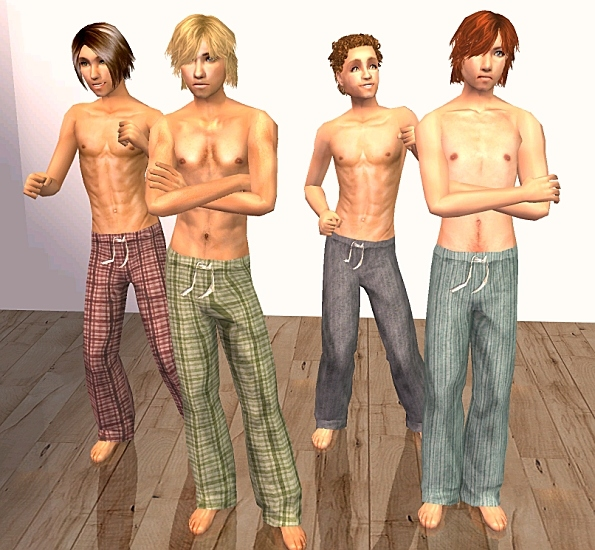 Pin by Kaycee Dee 💗 on Sims 2 | Pajama party, Sims 2, Pajamas