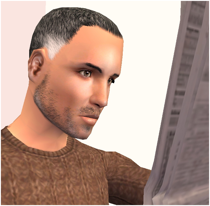 Mod The Sims - No Valentine Ultra-Short Hair - Add a new age group to your game