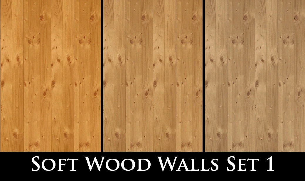 Mod The Sims Mina S Soft Wood Walls And Floors