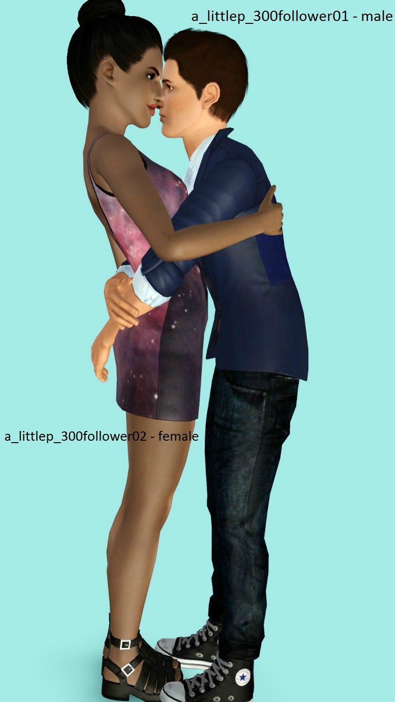 Mod The Sims - Love Me Poses