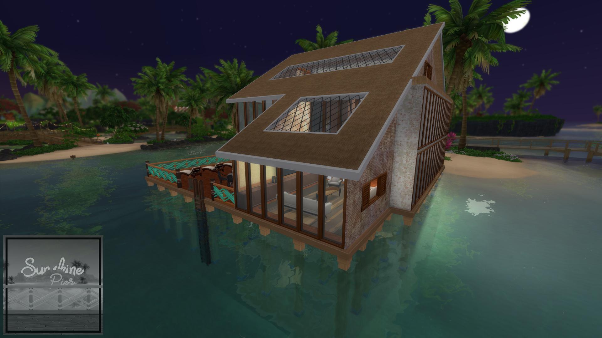 Дом Солнечный пирс