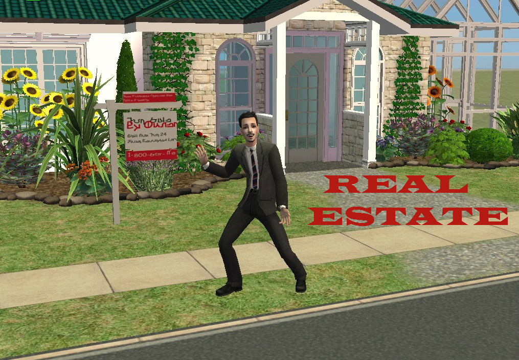 Real Estate Career : Mod the sims real estate career
