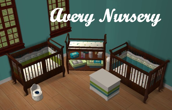 Mod The Sims Especially Designed For Twins The Avery