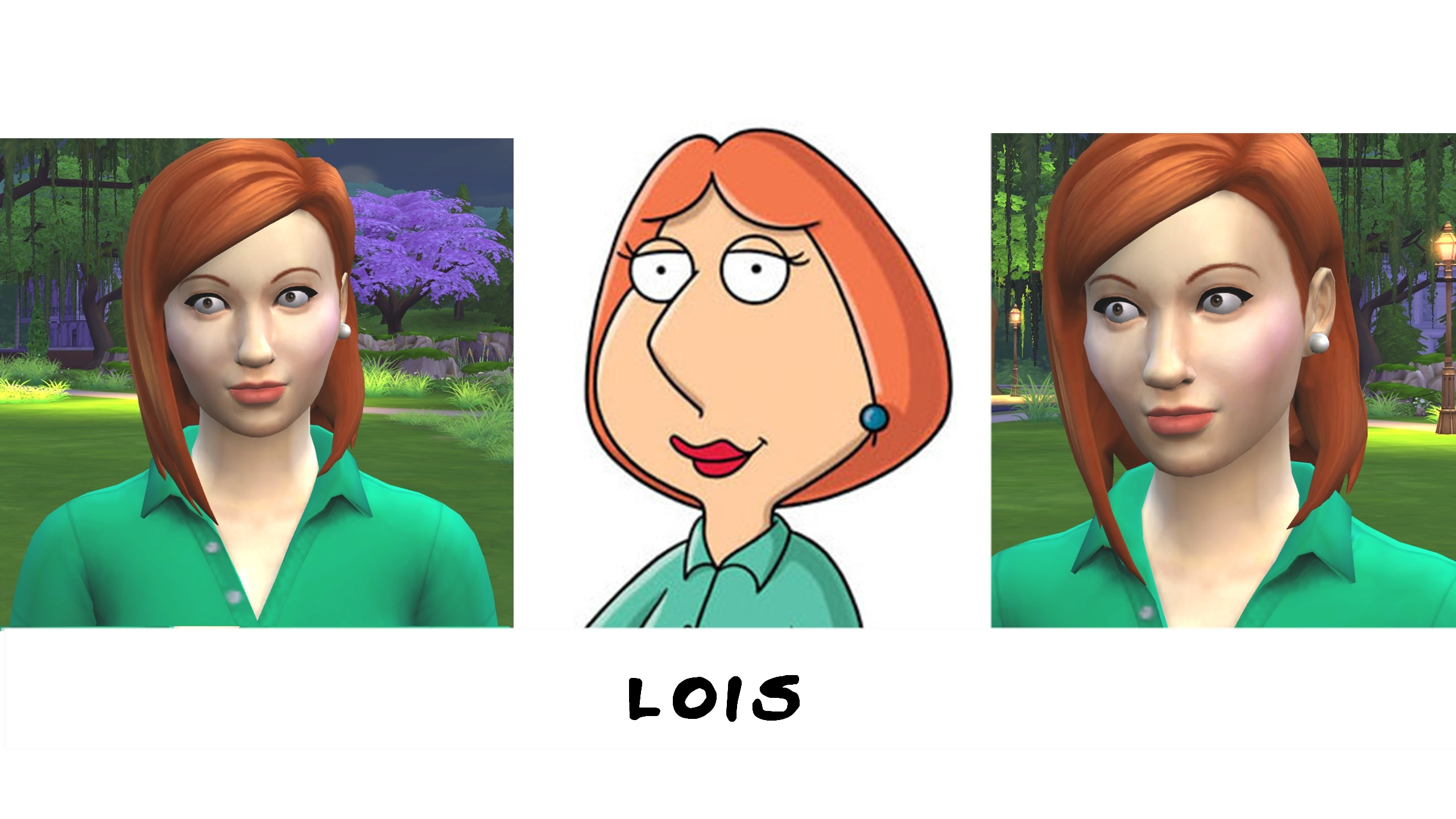 mod the sims the sims 4 family guy