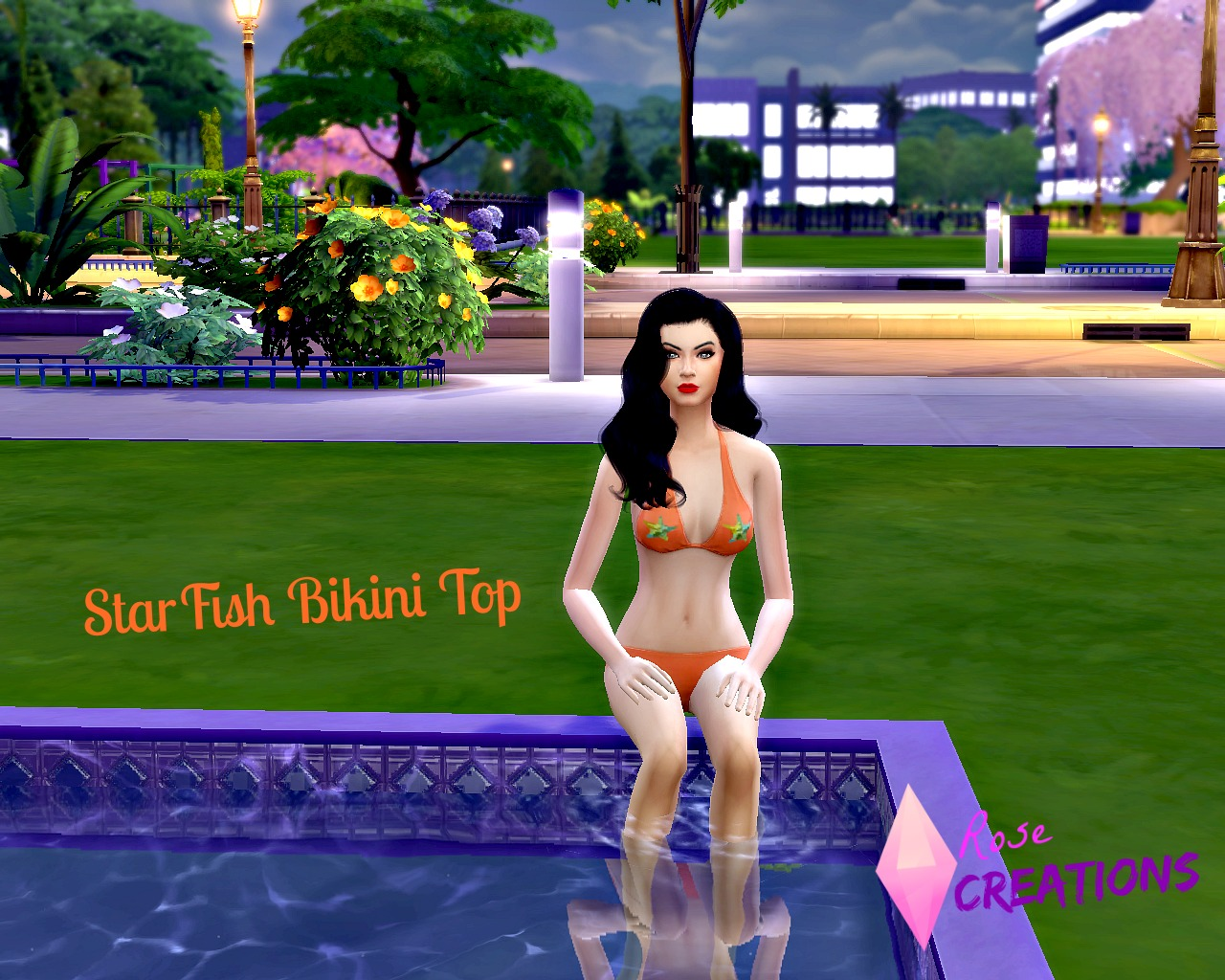 Mod bikini the sims adult slave