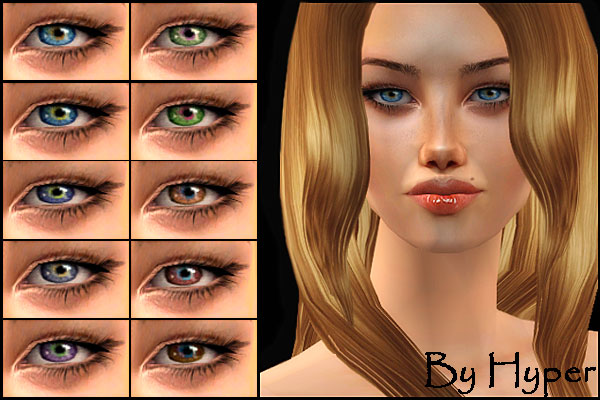 "Mod The Sims - ""Pretty Please"": Captivating Eyes - photo#33"