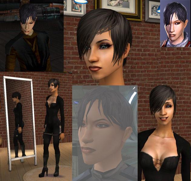 Mod The Sims - Jelenedra_Revan of KOTOR  (female)