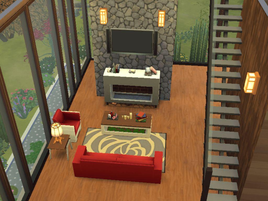 Mod the sims mandrakis 39 s house no cc - Sims 2 downloads mobel ...