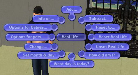Mod The Sims - Real Life for Sims and Pets