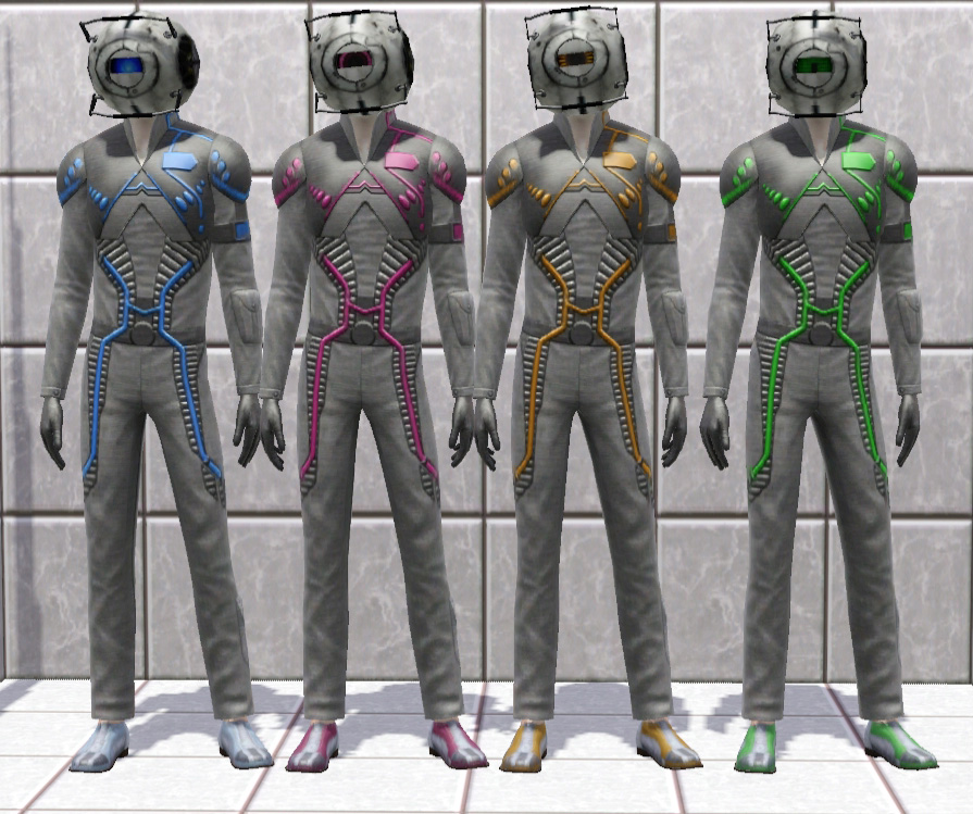 Mod The Sims Personality Cores From Portal 2