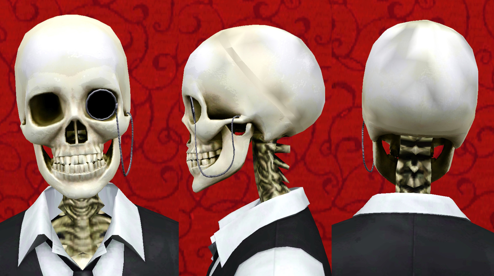 skeleton halloween decoration walmart