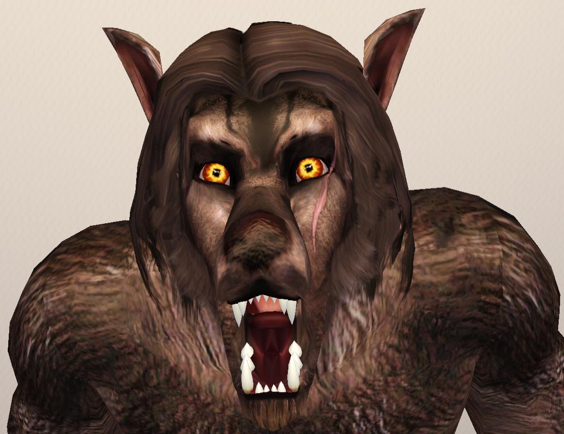 Sims 3 werewolf