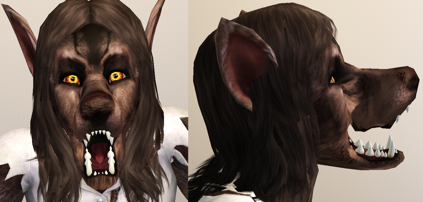 Sims 3 werewolf mod
