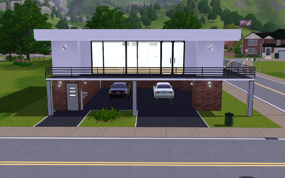 Mod The Sims The Mini Modern
