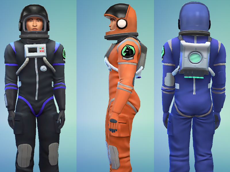how to become an astronaut in sims 3