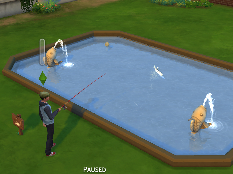 Mod the sims buyable fishing spots for Free fishing spots near me