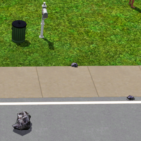 Mod The Sims - Buyable Rock Spawners (Gem, Metal [Ore], and