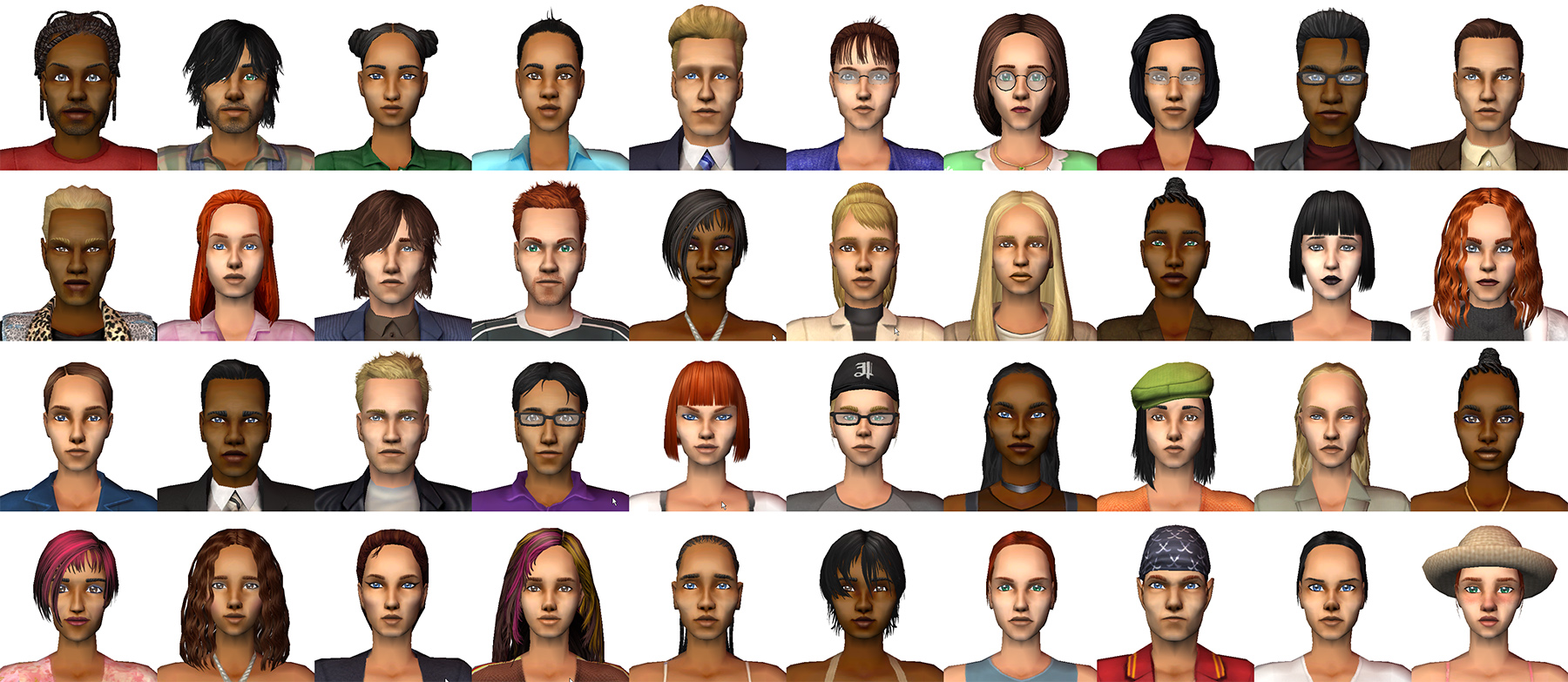 Mod The Sims - Default townie pool replacement (with subhood version)