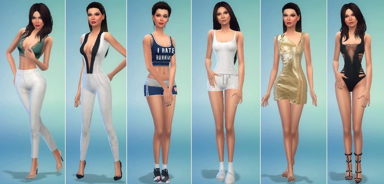 Mod The Sims Kayla Briggs