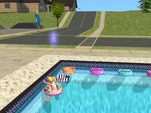 Mod The Sims Updated Toddler Swim Tube
