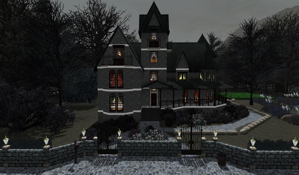 Mod The Sims Mystic Manor