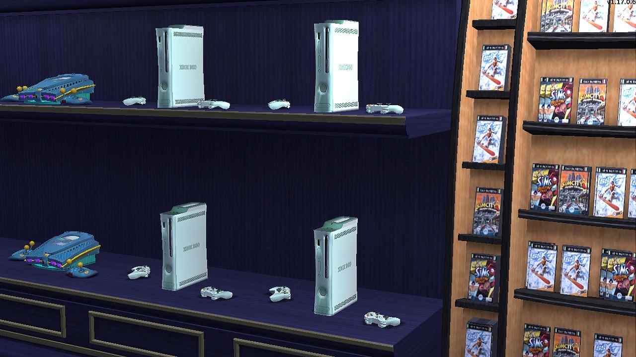 Build Mode Sims  Xbox One