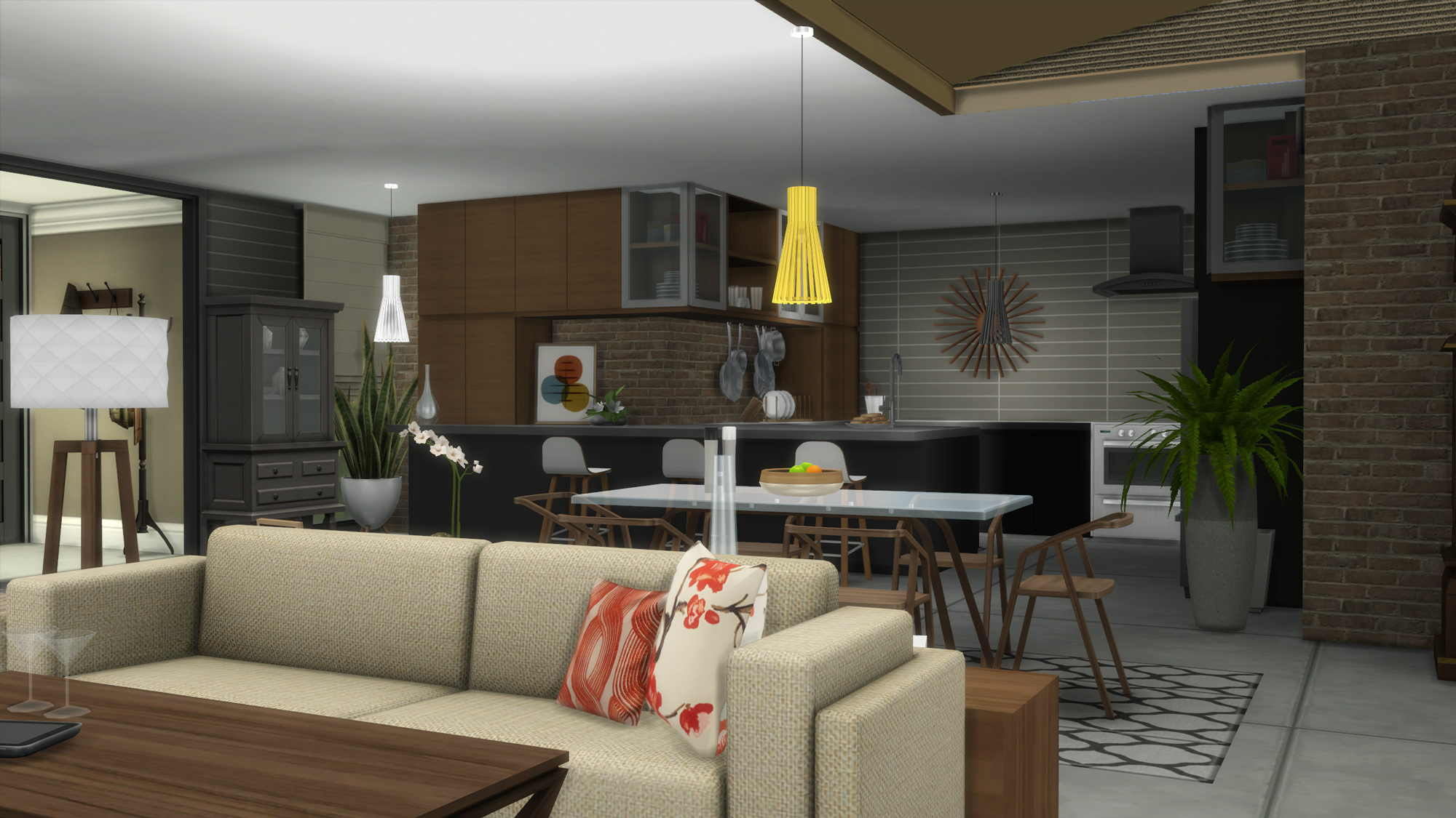 Mid Century Modern Kitchen Sims 3 Kitchen Appliances Tips And Review
