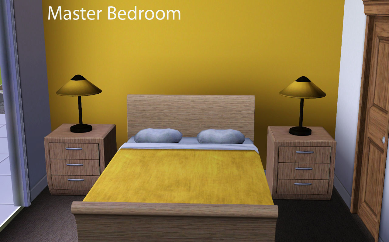 Why Is It Called A Master Bedroom Mod The Sims 2 Stone And Stucco Blvd 2br 1 5bath