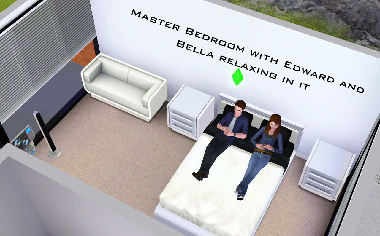 Mod The Sims - Twilight - The Cullen Home