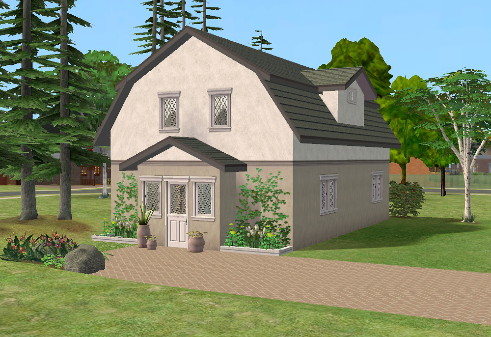 Mod The Sims - Toll Barn Cottage - 2 Bedrooms, Fully Furnished