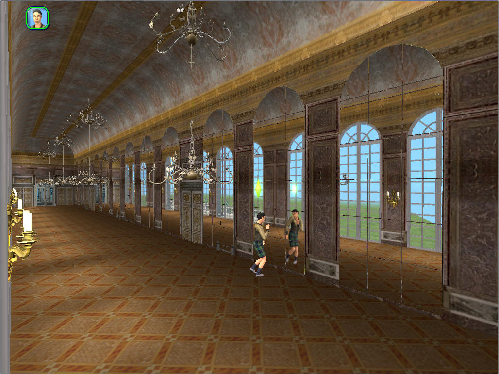 Mod The Sims The Palace Of Versailles Abridged Edition
