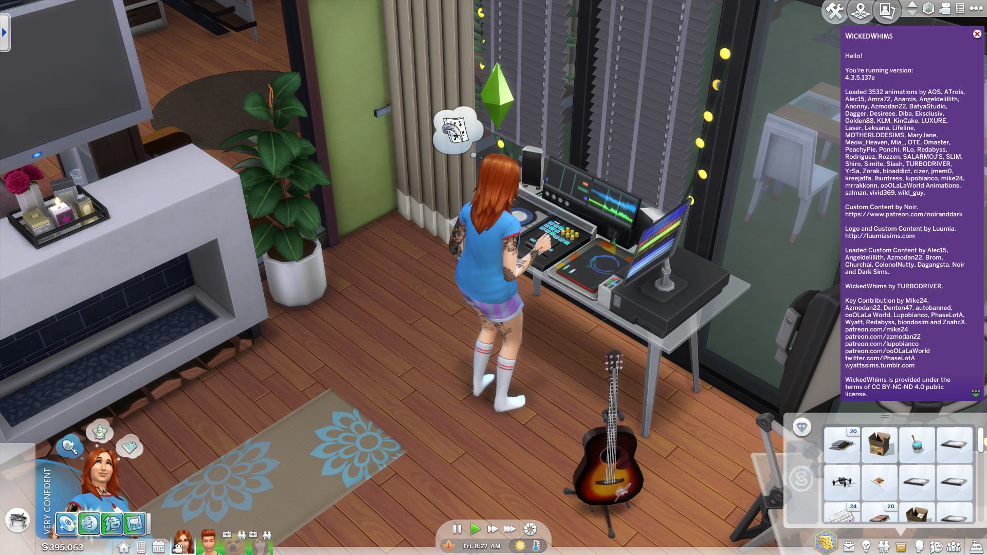 Mod The Sims - (Get Famous) No Release Music Track Cooldown