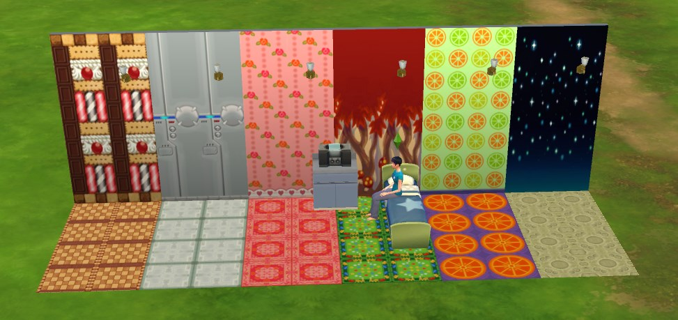 Mod The Sims 6 Animal Crossing