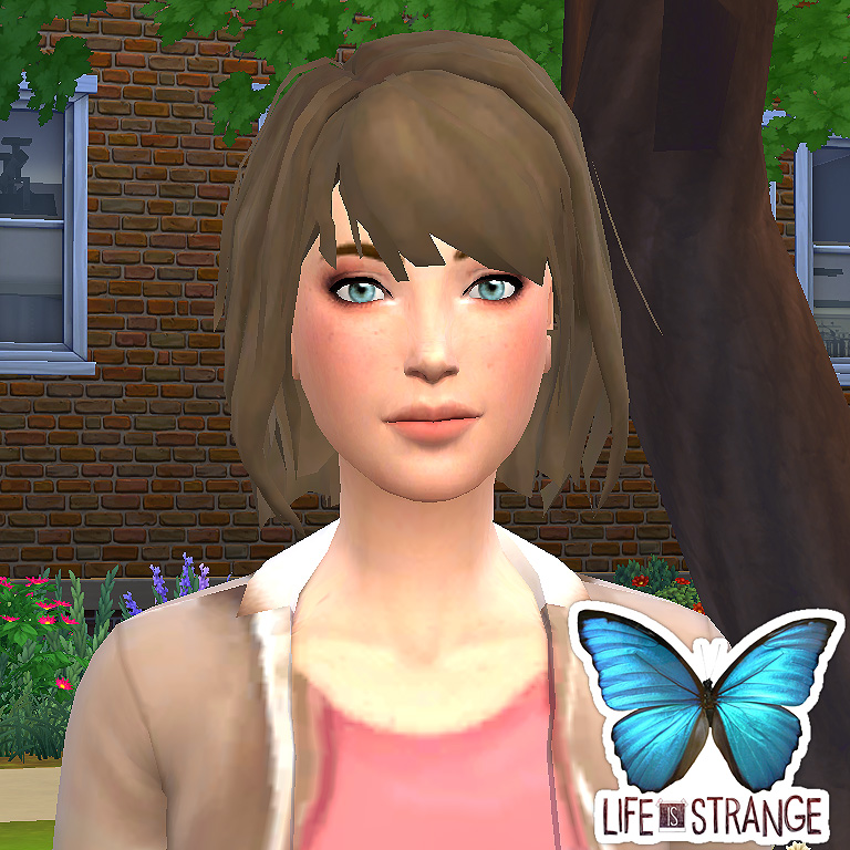 Mod The Sims - Max Caulfield from