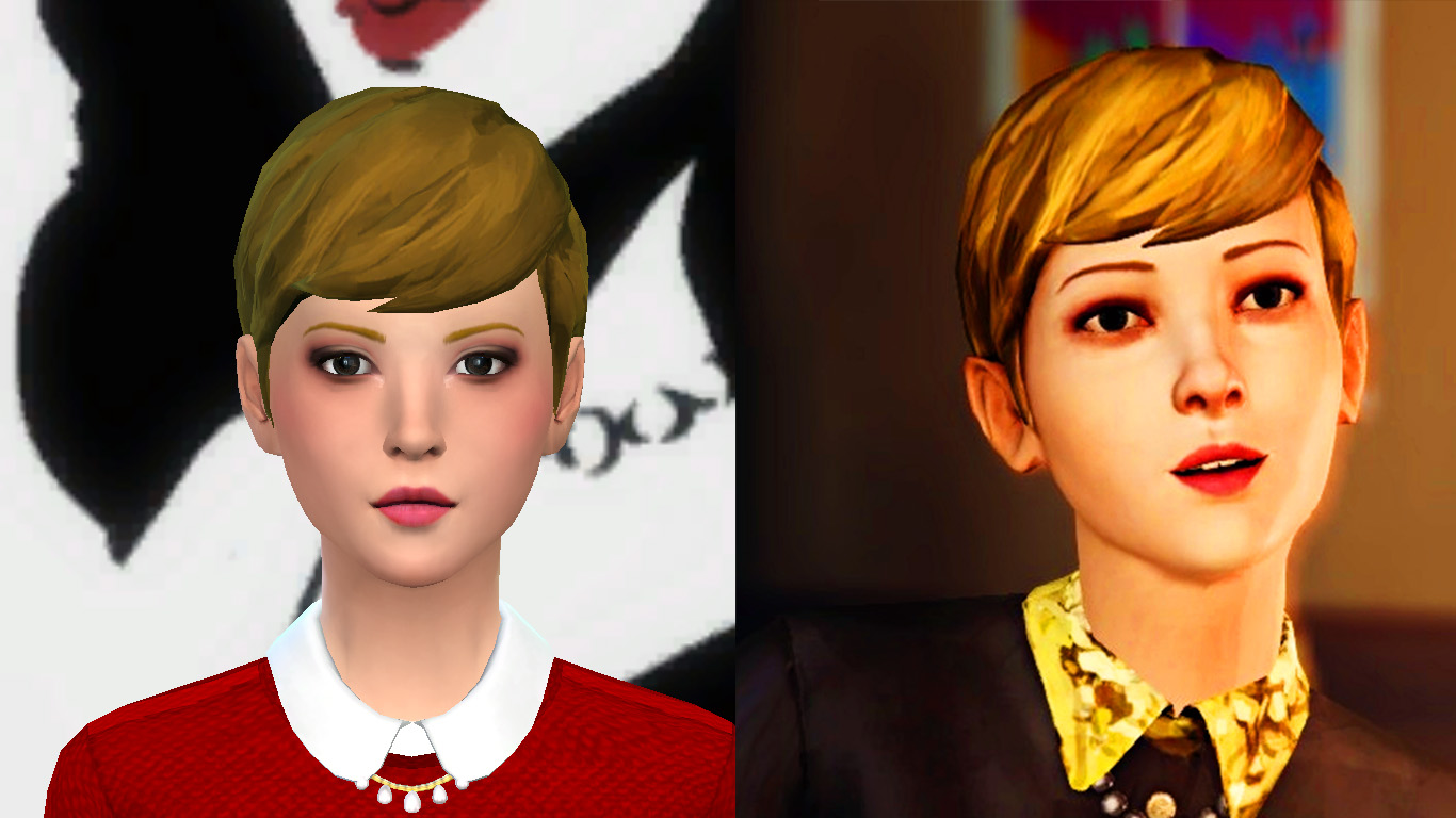 Mod The Sims Victoria Chase From Quot Life Is Strange Quot