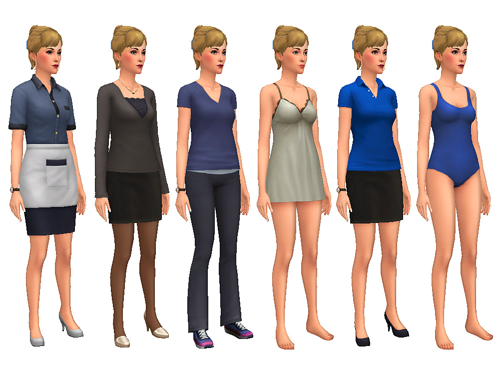 Mod The Sims - Joyce Price from