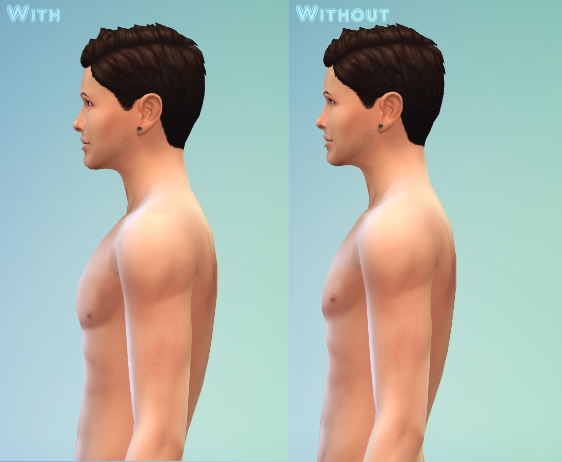 Sims 2 Nude Mesh