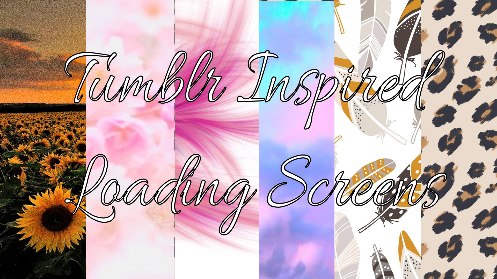 ModTheSims – Tumblr Inspired Loading Screens